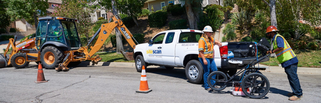 Utility Locating Services from SiteScan